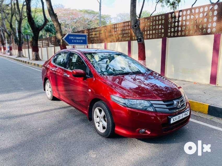 Honda City iVtech VMT ( Full Loaded) 0