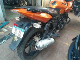 Excellent condition limited edition Pulsar 220 (orange color)