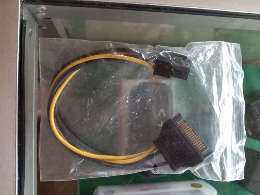 kabel power 6 pin vga ke power sata