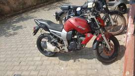 The bike in good condition