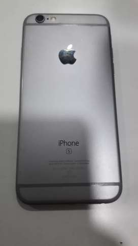 iPhone 6s 32gb 4g volte 1yr old in a good condition
