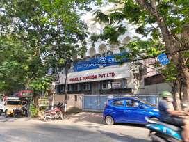 1750 sq ft | Office space | Sasthamangalam Main road