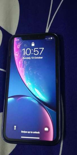 Iphone xr 128gb, blue colour