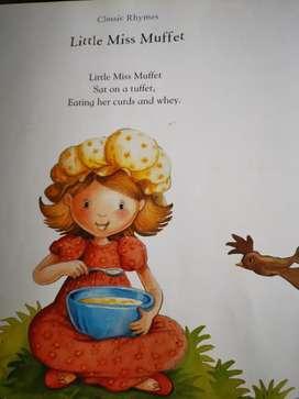100 Nursery Rhymes book