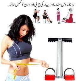 Double Spring Tummy trimmer desire a moderate workout is the V-Fit RTv