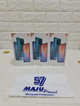 Redmi Note 9 4/64GB - Semangat