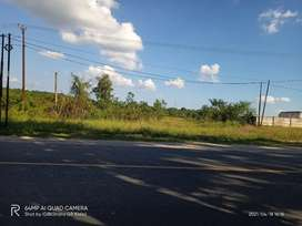 Jual tanah di jln lintas sumatra Palas kec rumbai-kota pekanbaru