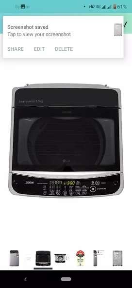 LG fully Automatic washing machine