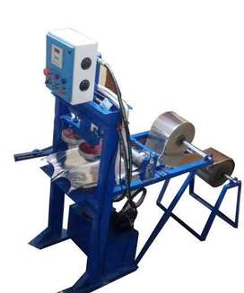Paper Plate Machine for all sizes of Plate with Legal Buyback Contract