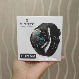 Jam Tangan Smartwatch Digitec Lunar Black