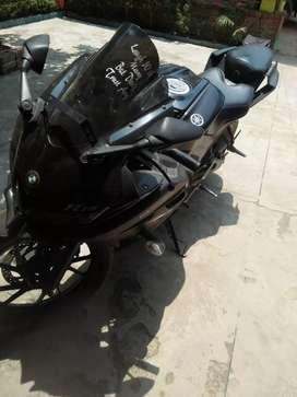 Yamahar r15 v3 showroom condition