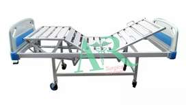 Two Crank manual Patient Beds & manual Wheel Chair & Disable person