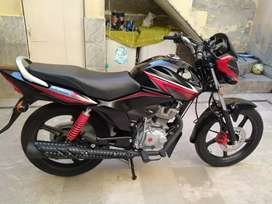 CB 125 HONDA 10×10 condition Special Addition. Totally new condition.