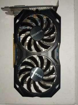 Gigabyte Windforce Graphics card  GTX 750Ti