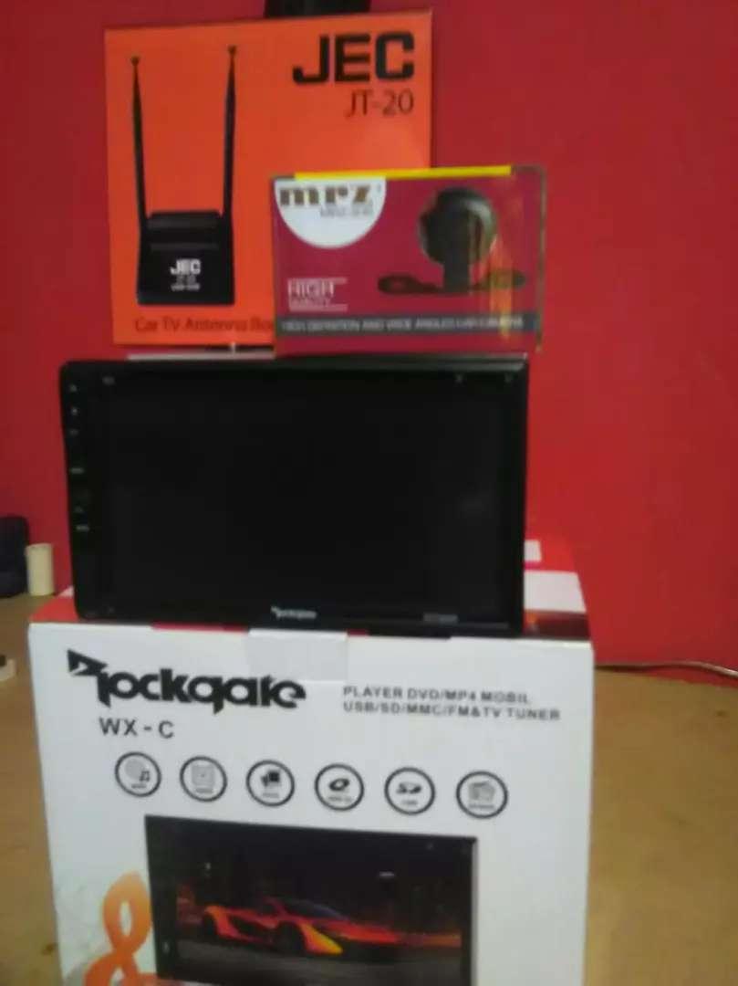 Paket Tv Mobil Bergaransi+Psang 0