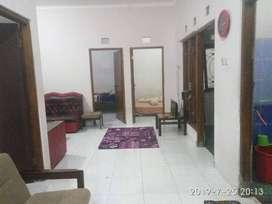 Homestay Concat Rumah Sewa Harian Yogyakarta Jogja 20m Malioboro