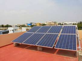 We offer 5 KW Solar System with Canadian Solar Panel and Falcon Solar