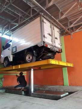 Pabrik HIDROLIK cuci mobil dan motor berkualitas tinggi, bergaransi