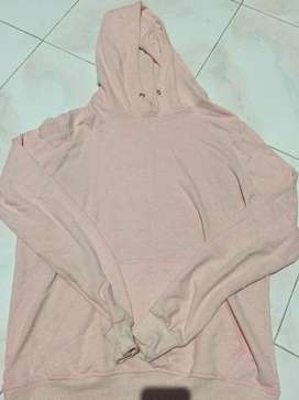 Hoodie Malestore Pink