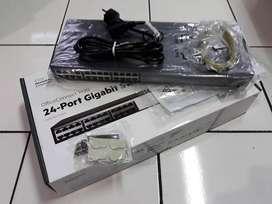HP Switch 1420 24 PORT Gigabit 1000Mbps - JG708B