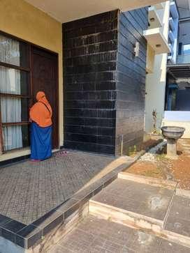 Dijual cepat Rumah 2 lantai di cluster Cemara Harapan Indah Bekasi