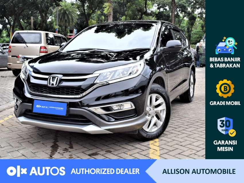 [OLXAutos] Honda CRV 2016 2.0 A/T Facelift Hitam #Allison