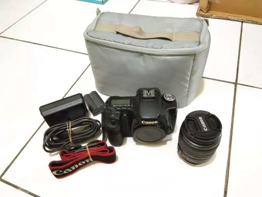 Jual Kamera Canon Eos 50D Lensa 18-55MM 0