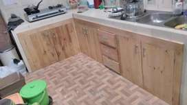 Kitchenset dapur jati belanda