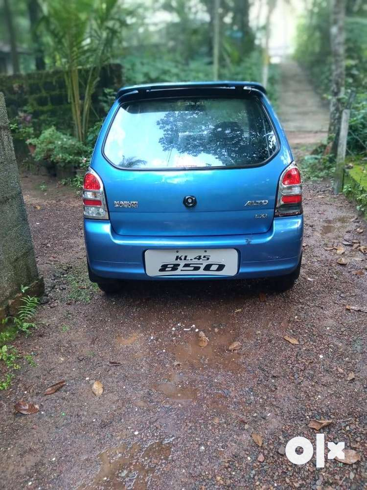 2006 model alto with ac good condition