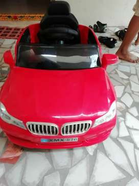 KIDS CAR with electric brand new never used