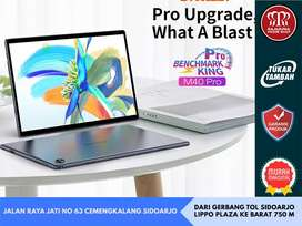 Tablet Android Baru Teclast M40 Pro 4G LTE 6/128GB Android 11