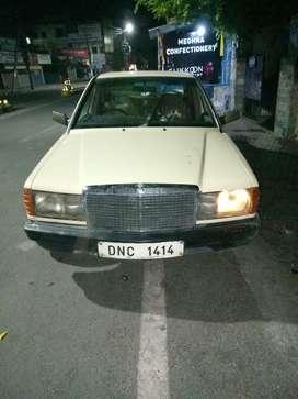 Mercedes-Benz V-Class, 1990, Diesel