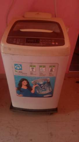 Samsung washing machine 6.5 kg WA85BSO