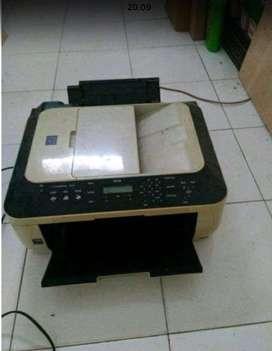 Printer fax scan copy lengkap mulus