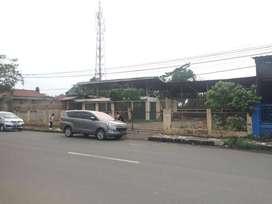 Disewakan Ruko Super Luas & Strategis di Jalan Raya Sukahati Cibinong
