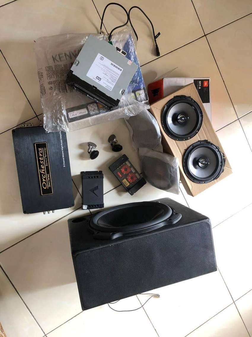 Ramekan siniii...Dijual murah aja audio untuk mobil Avanza dll 0