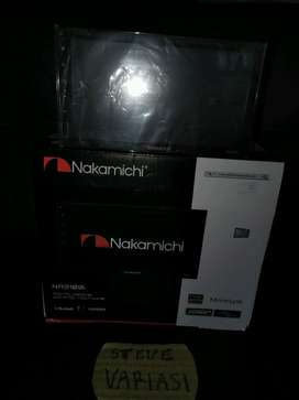 Head Unit Double Din Tv Mobil Nakamichi Mirror by Steve Variasi Olx