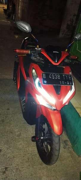 All new vario 150 cc