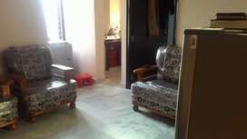Single bedroom flat with complete furniture