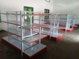 Purwokerto - Rak gondola minimarket supermarket importir langsung