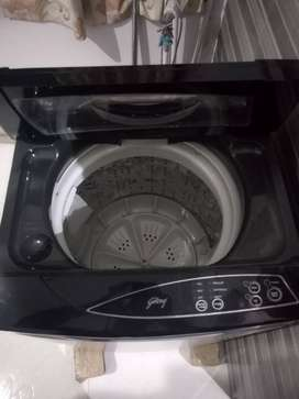 Used Fully Automatic Godrej Washing Machine