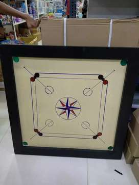 Wooden Carrom Boards- NEW