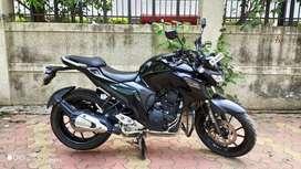 Yamaha FZ 250 Model 2018 For Sell EMI Option Available