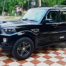Scorpio s11 16300km Driven Punjab vip number