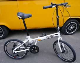 Sepeda New Speed 20 inch.