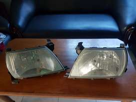 Headlamp kijang kapsul facelift 2003-2004