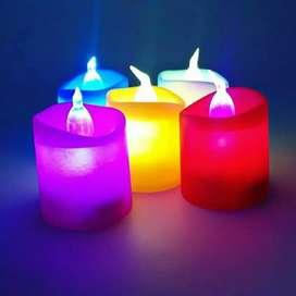 Lampu lilin elektrik jt127o