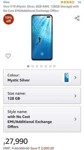 Vivo V19 Mobile