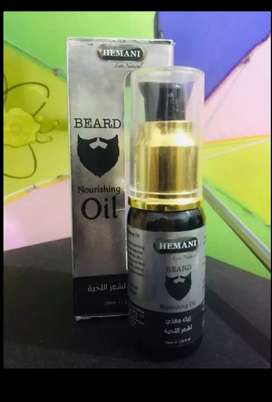 Hemani natural Beard oil for growth and nourishment