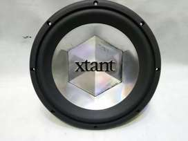 Subwoofer xtant 10inc SQ made in USA